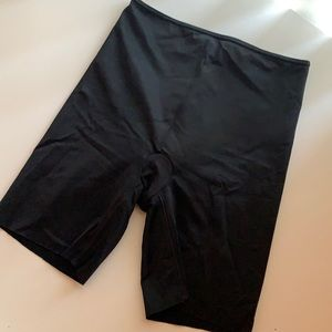 Spanx shapewear- high waist shorts